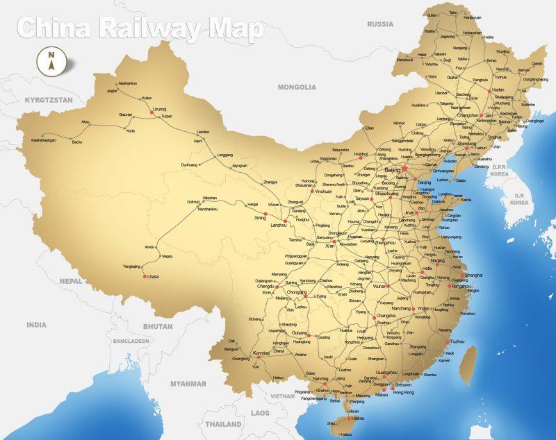 Pikaopas Junamatkailu Kiinassa Vauhdilla Maailmalle